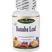 Banaba Leaf -