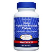 Krebs Magnesium Potassium Chelates -
