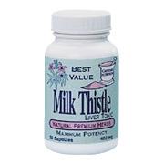 Milk Thistle -