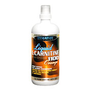 Liquid L-Carnitine 1100 mg Orange -