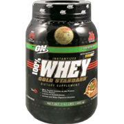 100% Whey Gold Standard Chocolate Mint -