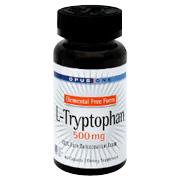 L-Tryptophan 500Mg -