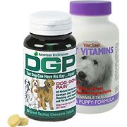 DGP & Pet Vitamins Combo -