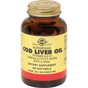 Norwegian Cod Liver Oil Vit. A & D Supplement -