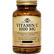 Vitamin C 1000 mg with Rose Hips -