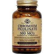 Chromium Picolinate 500 mcg -