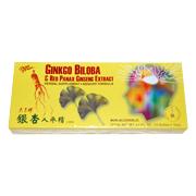 Ginkgo Biloba & Red Panax Ginseng Extract -