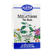 Melatonin Tea Peppermint Flavor -
