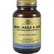 Skin, Nails and Hair -