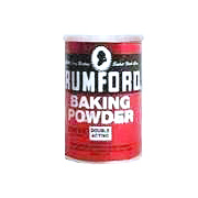 Baking Powder Rumford -