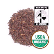 Rooibos Tea Organic Fair Trade Certified -