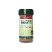 Cardamom Seed Decorticated Ground Organic -