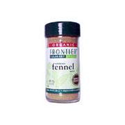 Fennel Seed Ground Organic -