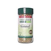 Fennel Seed Whole Organic -