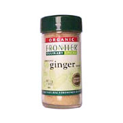 Ginger Root Ground Organic -