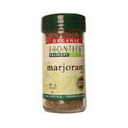 Marjoram Leaf Cut & Sifted Organic -