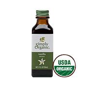 Simply Organic Vanilla Extract -