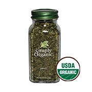 Simply Organic Basil -