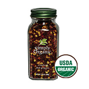 Simply Organic Crushed Hot Red Pepper -