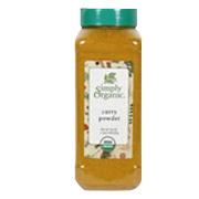 Simply Organic Curry Powder -