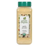 Simply Organic Garlic Powder -