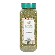 Simply Organic Oregano Leaf Cut & Sifted -