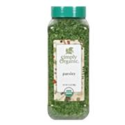 Simply Organic Parsley Leaf Flakes -