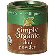 Simply Organic Chili Powder -