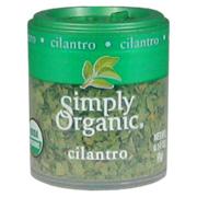 Simply Organic Cilantro Leaf Cut & Sifted -