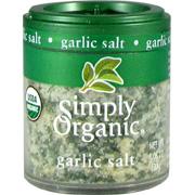 Simply Organic Garlic Salt -