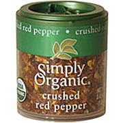 Simply Organic Red Pepper Crushed -