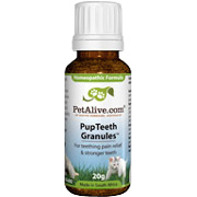 PupTeeth Granules -