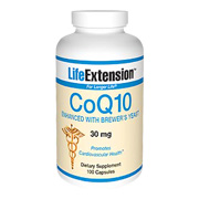 Enhanced COQ10 with Brewer's Yeast 30 mg -