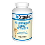 Mitochondrial Energy Optimizer with Wheat Sprouts -
