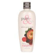 Fuji Apple Berry Body Wash -
