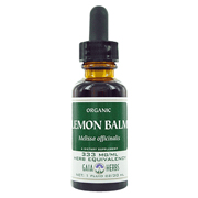 Organic Lemon Balm Extract -
