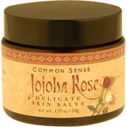 Jojoba Rose Salve -