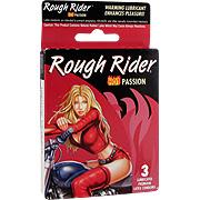 Rough Rider Hot Passion Condoms -