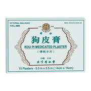 Kou Pi Medicated Plaster -