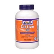Cod Liver Oil 2X 2500/270 A/D -
