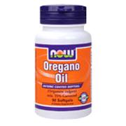 Oregano Oil Entric Coated -