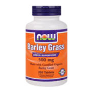 Organic Barely Grass 500mg -