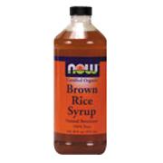Organic Brown Rice Syrup -