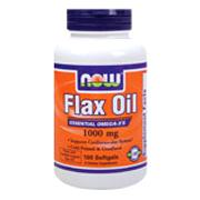 Organic Flax Oil 1000mg -