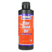 Organic Flax Seed Oil -