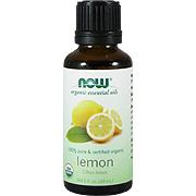 Organic Lemon Oil -