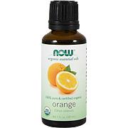 Organic Orange Oil -