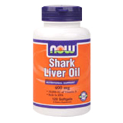 Shark Liver Oil 10m IU -
