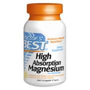 High Absorption Magnesium 100mg Elemental -