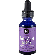 B12/Folic Acid Drops -
